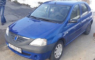 Dacia Logan 1.5 dci 2007.god