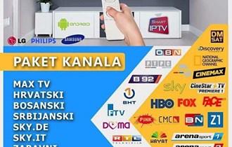IPTV Internet TV Najstabilnija Linija+ VIDEOTEKA