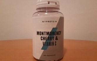 Myprotein Montmorency Cherry & Vitamin C 60 tableta - 50kn