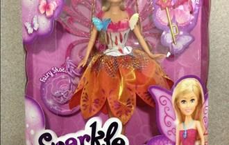 Lutka Sparkle Girlz - Fairy (nova)