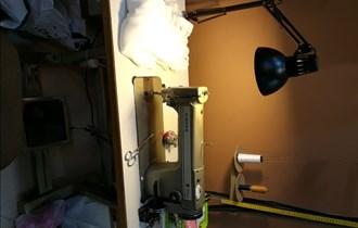 Prodajem povoljno industrijsku šivaču mašinu