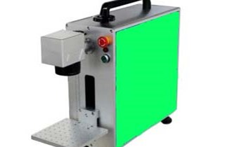 Laserska graverka za graviranje metala - Fiber laser 20W - rabljena