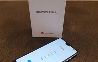 Huawei P20 Pro Midnight Blue 126GB