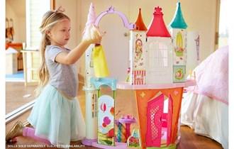 Barbie DREAMTOPIA dvorac