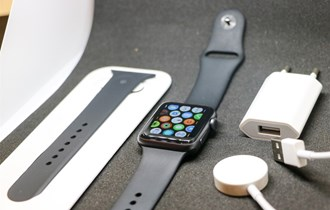 Apple Watch Series 3 42 mm Space Gray, 10/10 - Međimurje