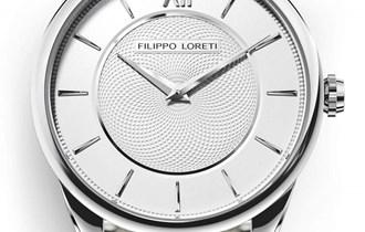 FILIPPO LORETI Rome Silver Mesh -Limited Edition- & Certifikat