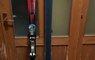 Skije Salomon Crossmax 10, 175 cm