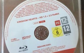 PS4 igra: Kingdom Hearts HD 1.5 + 2.5 Remix (6 igara)