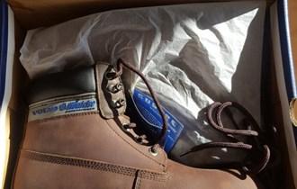 Radna obuća VOLVO- potpuna zaštita-novo-