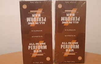 Myprotein All-In-One Perform Bar 12*70g - 100kn