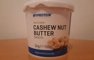 Myprotein Cashew Butter Vanilia 1kg -130kn