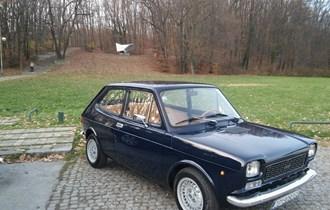 Fiat 127 Mk1 1977