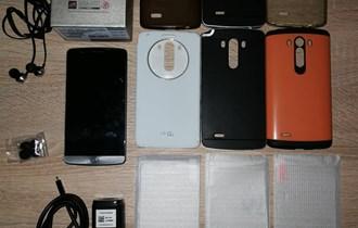 LG G3 i maskice
