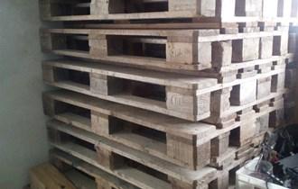 Paleta drvena