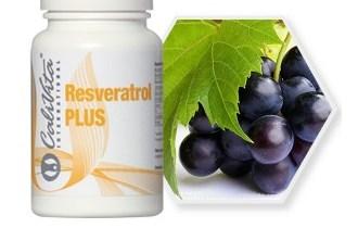 Calivita Resveratrol PLUS ekstrakt sjemenki grožđa