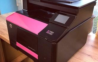 Najam printera Alfabet
