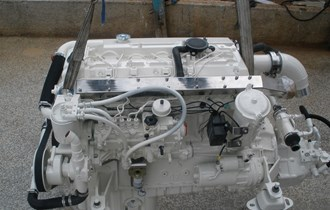 Mercedes OM 606