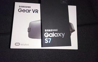 Samsung Galaxy S7 + VR2