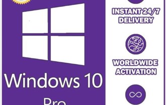 Windows 10 PRO 32/64 bit aktivacijski ključ (licence key)
