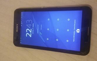 Mobitel Sony xperia e4g