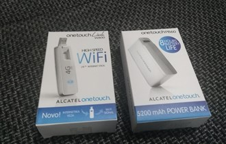 Alcatel Onetouch W800 LTE/4G wifi router
