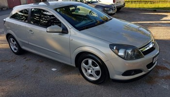 Opel Astra Coupe 1.4 Reg do 09/2019