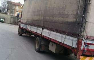 Kamion IVECO 115/17. 90god