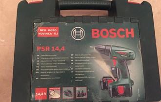 Aku bušilica Bosch PSR 14,4 Hitno