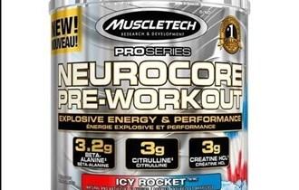 Muscletech neurocore preworkout