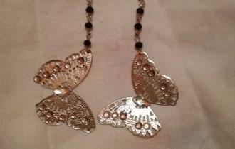 Naušnice na leptire