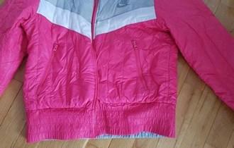Nike jakna sa dva lica