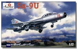 Maketa avion Suhoj Su-9 U