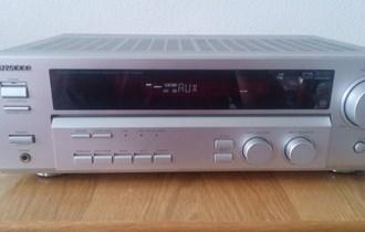 Kenwood KRF-V 4060D Dolby Digital DTS 5.1 Receiver, Daljinski, Uputstva