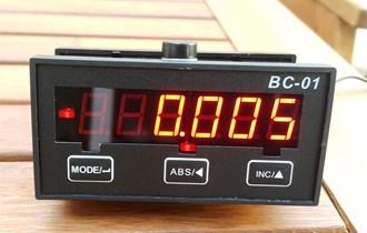 Mjerenje dužine - KOMPLET dužina 1m, 25 mikrona - DRO