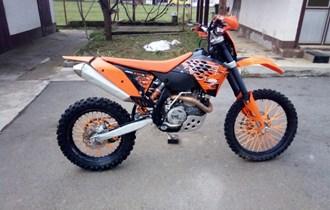 KTM 450 EXC R 2008