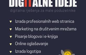 Profesionalne web stranice za male poduzetnike - već od 1000 kn!