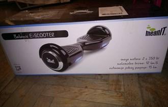 Balance e-scooter