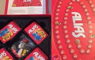 Društvene igre Alias i Pictionary