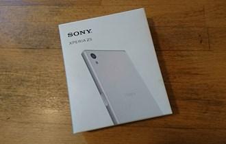 Sony Xperia Z5 graphite black