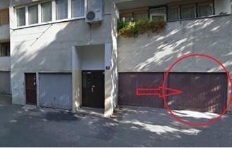 Garaža Novi Zagreb - Istok Sopot