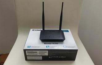 DLink wifi router Wireless N 300 Home Cloud Router DIR‑605L