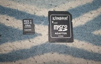 Memorijska kartica 16 GB
