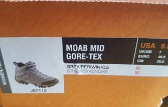 merrell planinarske cipele prodajem