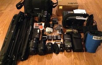 Nikon D810 36.3 MP Digital SLR Camera