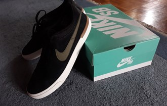 NOVO! crne Nike SB