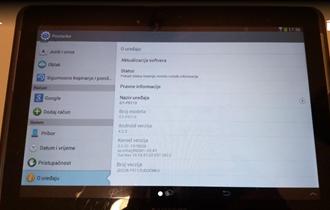 Samsung galaxy tab 2, 10 inča ekran