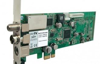 Hauppage Win TV DVB-S, DVB-C, DVB-T PCI card