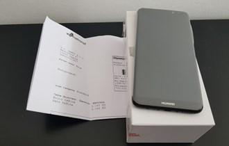 *Huawei Mate 10 Lite DualSim Nov/Zapakiran/NeKorišten/Račun R1 Jamstvo