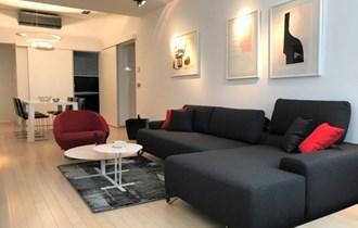 TREŠNJEVKA (Ogrizovićeva), luksuzno uređen 3-soban stan s garažom