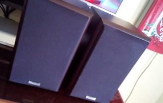 Zvučnici Magnat Supreme 102 + stereo pojačalo NOVO
